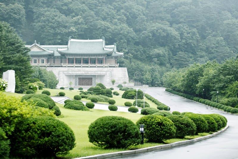North Korea's scenic spot royalty free stock photography