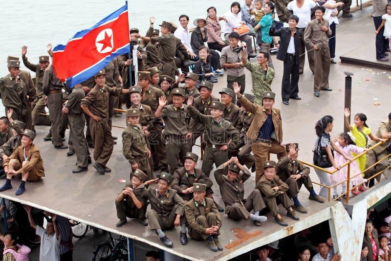 North korea 2013 royalty free stock photos