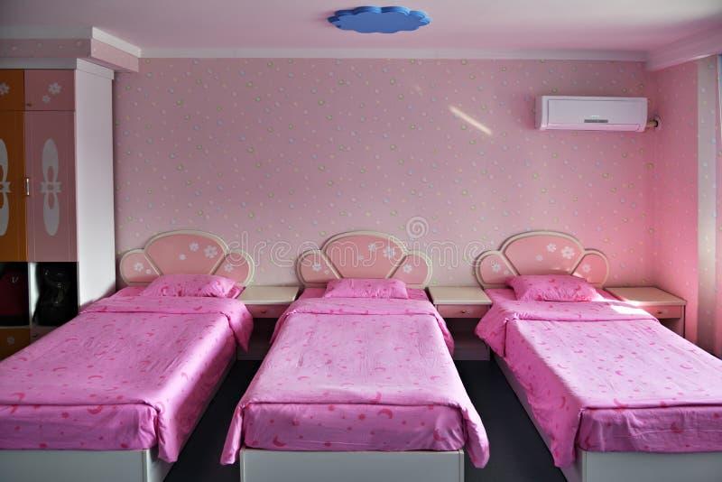 North Korea, Songdowon International Childrens Camp royalty free stock photography