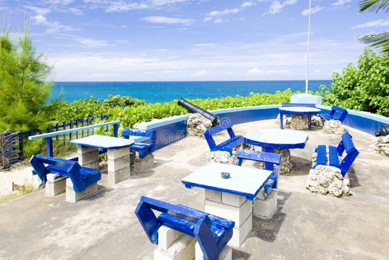 North Point, Barbados fotografía de archivo