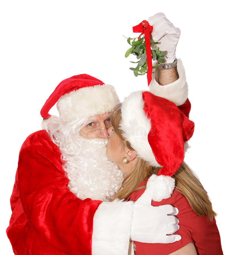 North Pole Christmas Party stock photos