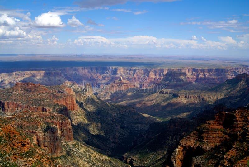 North Rim Of Grand Canyon Stock Photos