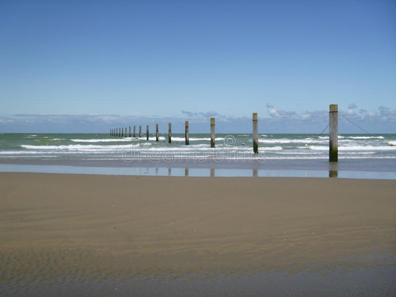 NORTH SEA royalty free stock images