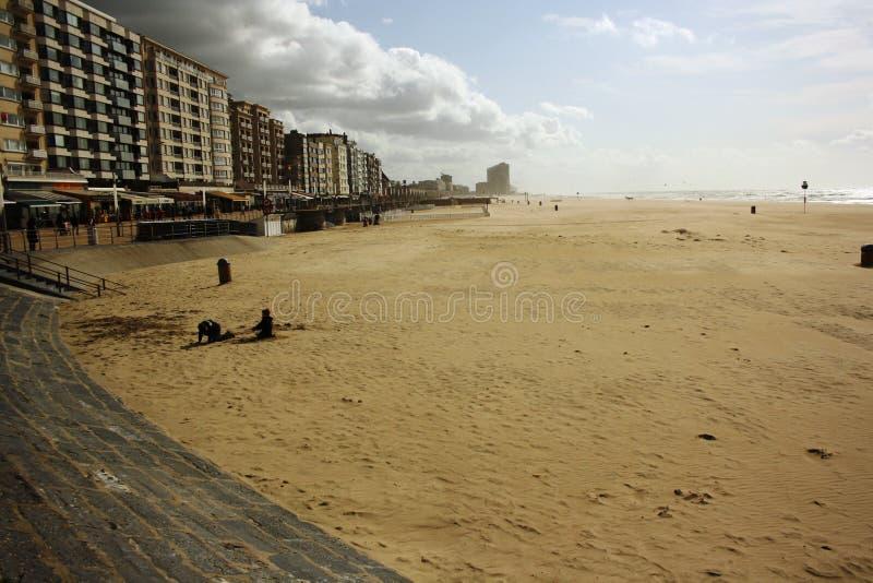 Download North Sea Resort (Oostende, Belgium) Stock Photo - Image: 19957228