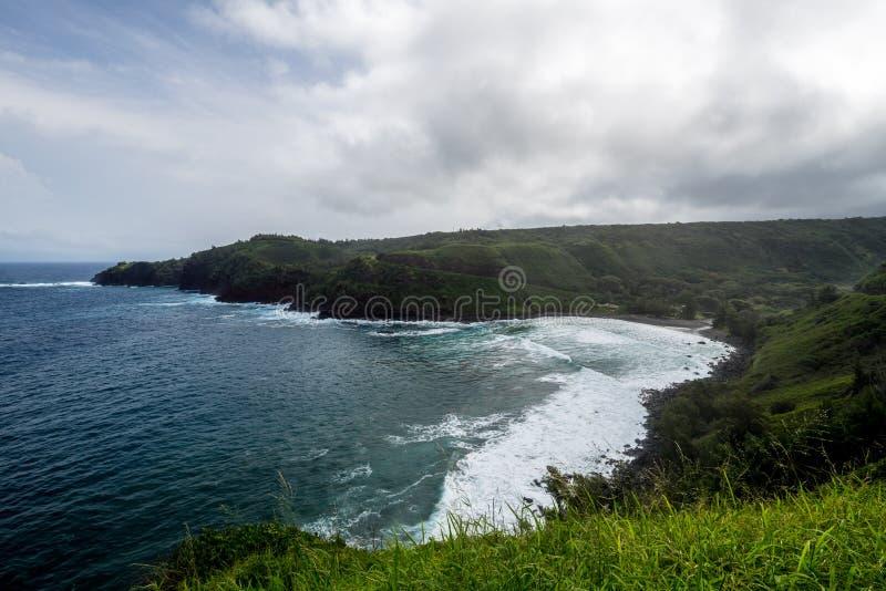 The North Shores of Maui Hawaii royalty free stock image
