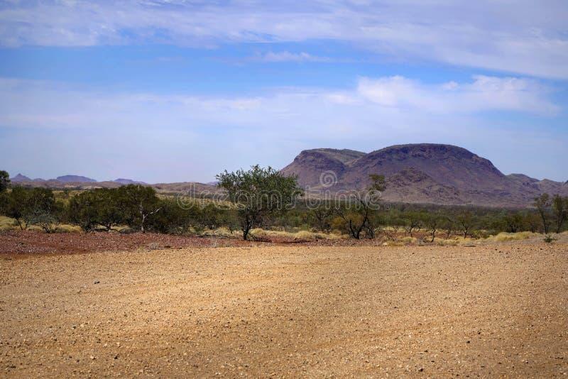 North West Highway Western Australia royalty free stock image