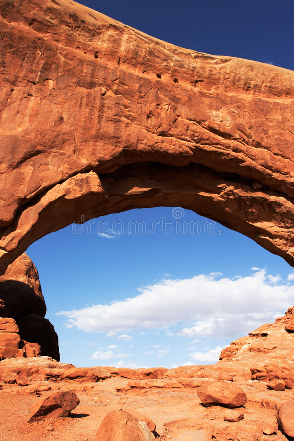 North Window royalty free stock photo