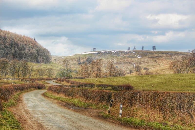 North Yorkshire stock afbeeldingen