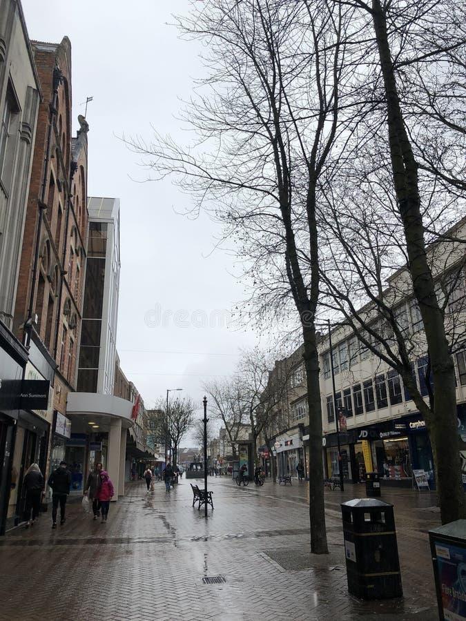 northampton lizenzfreies stockfoto
