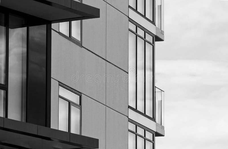 Northcote flats stock photography