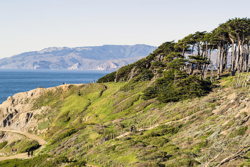 Northern California Coast royalty free stock photography