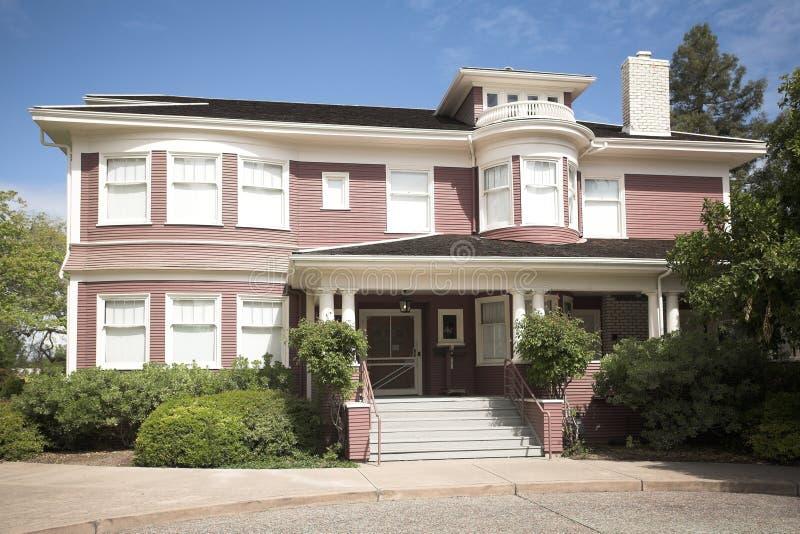 Northern California Subruban Home stock image