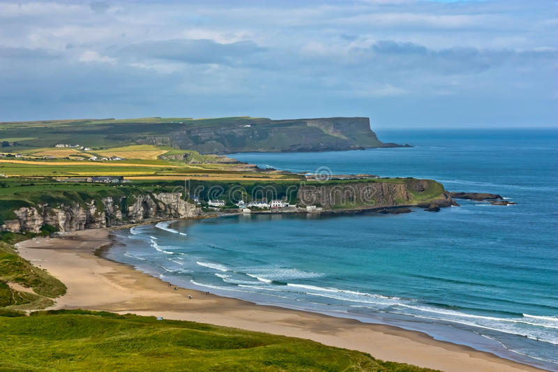 Northern Ireland Antrim Coast royalty free stock photography