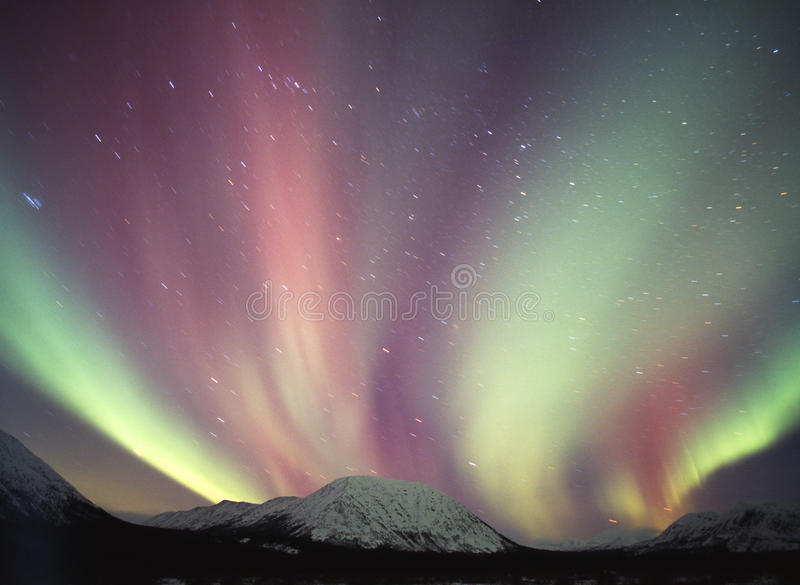 Download Northern Lights Stock Photo - Image: 12570590