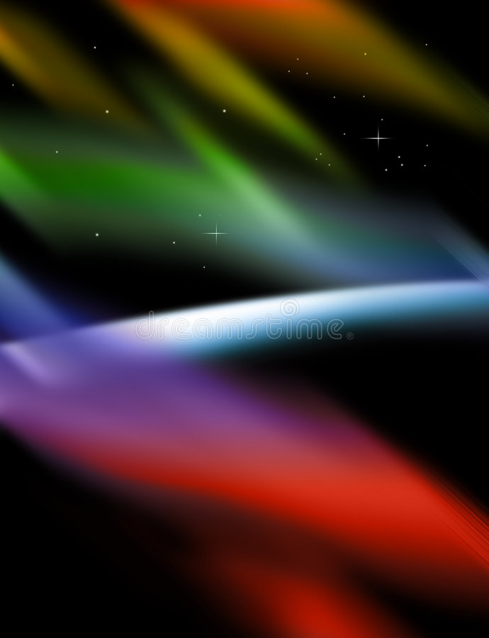 Free Northern Lights Royalty Free Stock Photo - 1342495