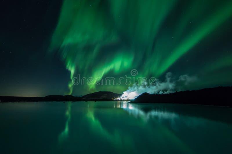 Download Northern Lights stock photo. Image of swirl, green, aurora - 29877930