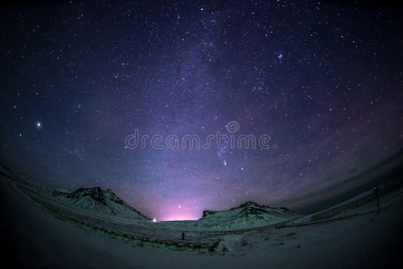 Download Northern Lights Aurora Borealis Stock Photo - Image: 59178400