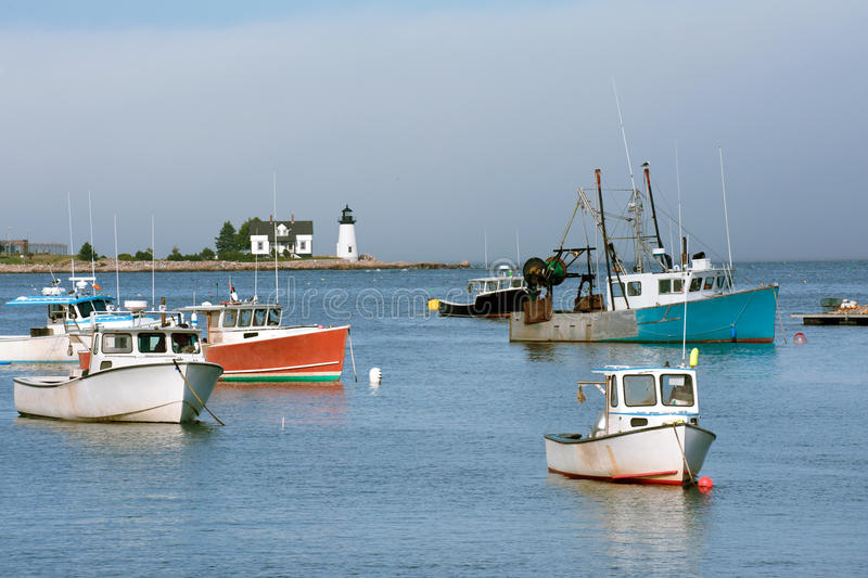 Northern Maine Stock Photography