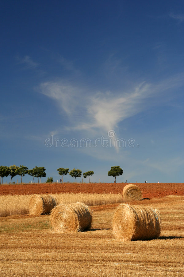 Northern Portugal Landscape Royalty Free Stock Images