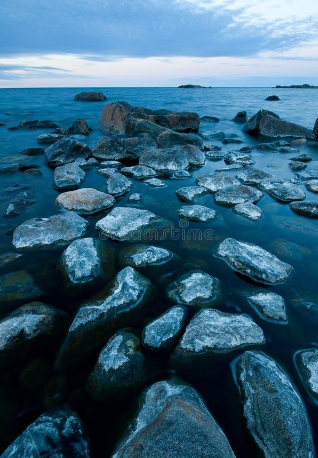 Download Northern shoreline stock photo. Image of ocean, outdoor - 5022156