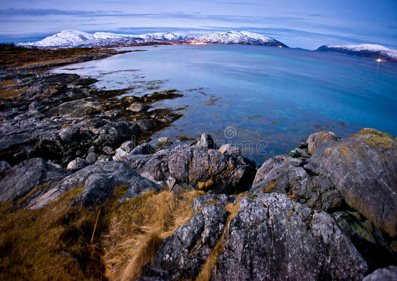 Download Northern Terrain stock image. Image of mountain, coast - 29509473