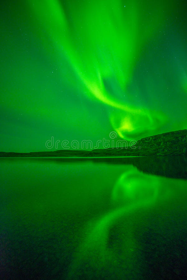 Northernlights images stock