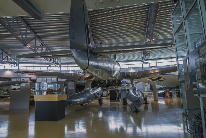 Northrop n-3pb fotografía de archivo
