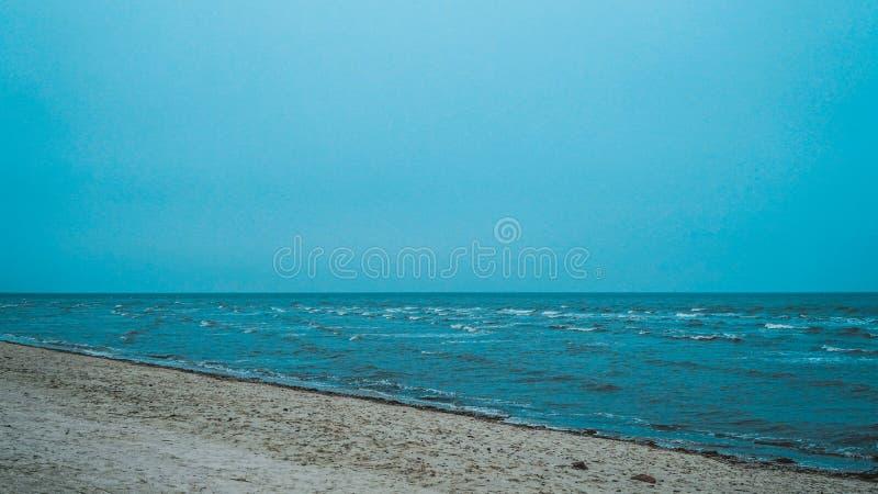 Northsea海岸 库存图片