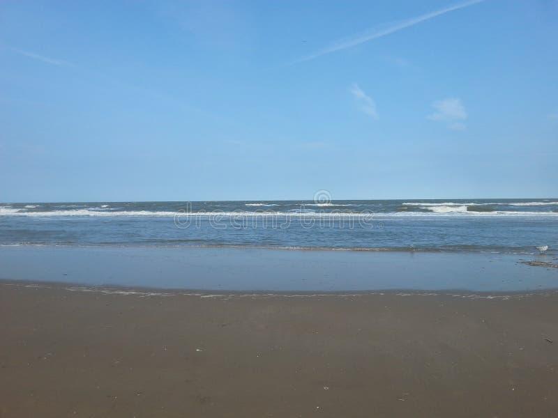 Northsea strand stock foto's