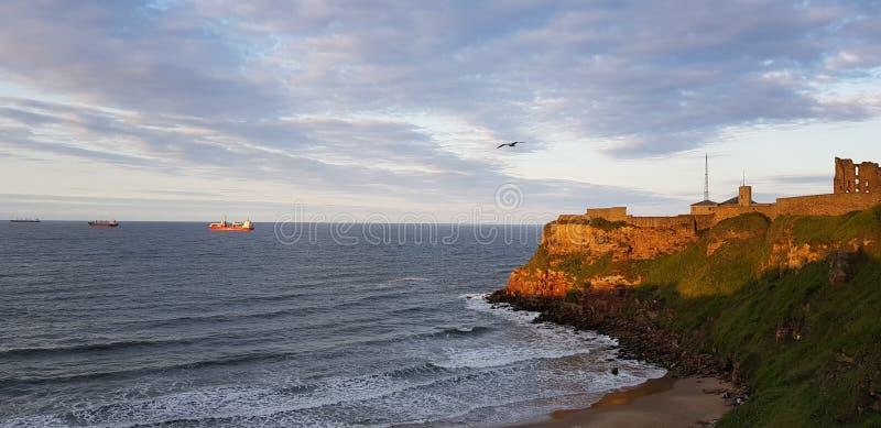 Northumbria fotografie stock libere da diritti