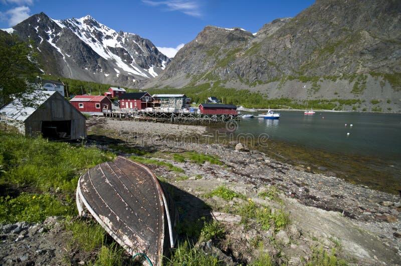Download Noruega foto de stock. Imagem de barco, pesca, ensolarado - 10068208