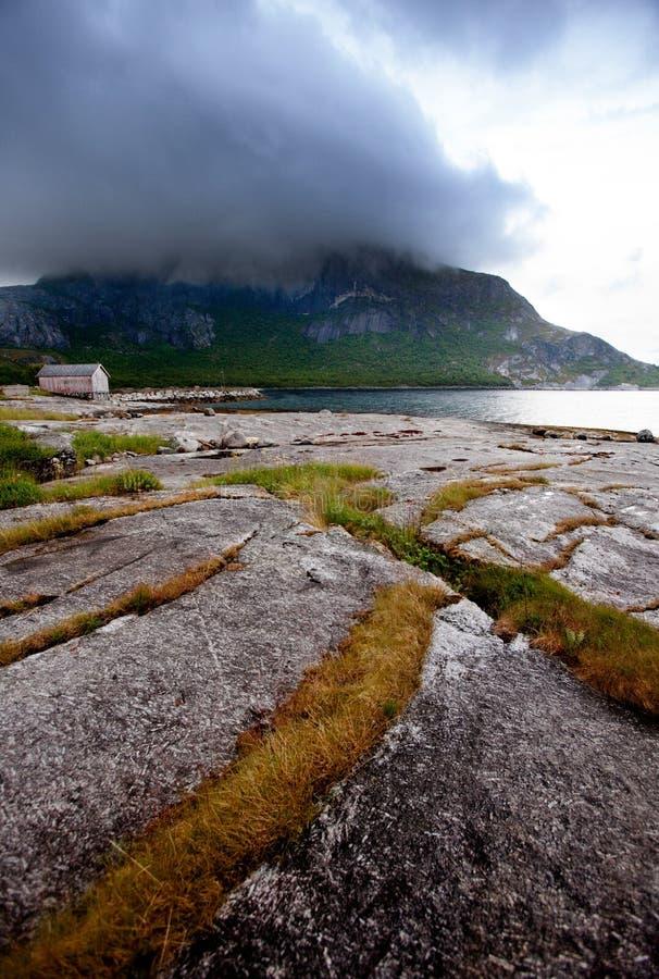 Noruega do norte imagem de stock royalty free