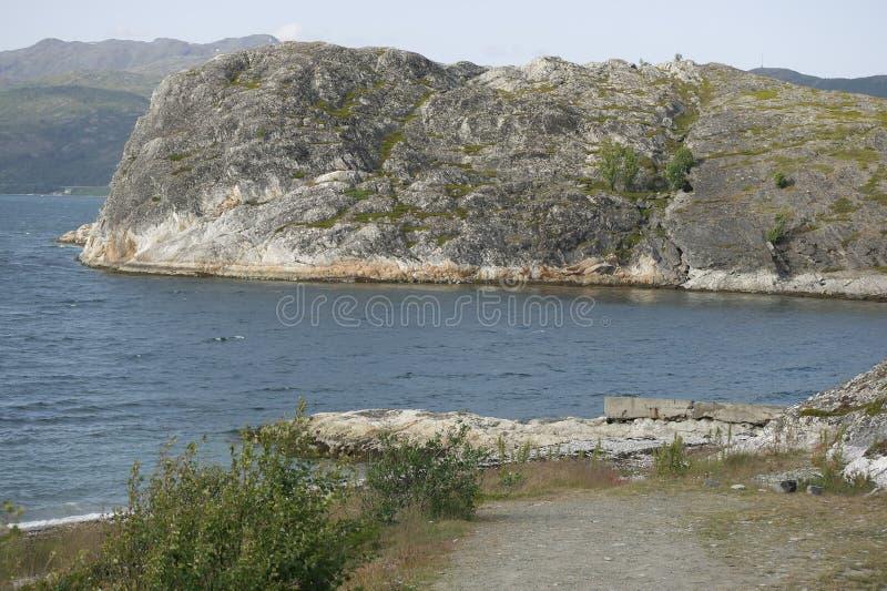 noruega El paisaje hermoso foto de archivo libre de regalías