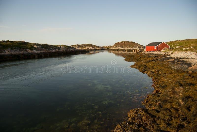 Noruega Froya fotos de stock royalty free