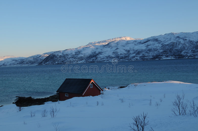 Noruega norte fotografia de stock royalty free