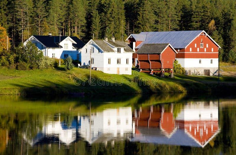Norway Royaltyfri Bild