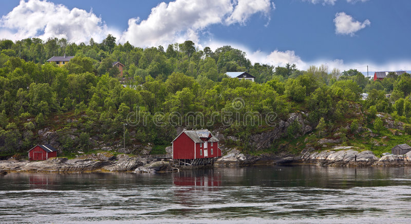 Norway royalty free stock photos