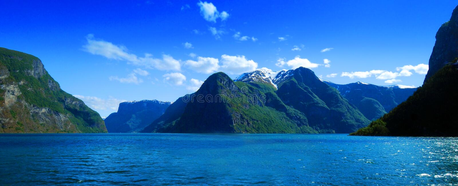 Norway Fjords stock photography