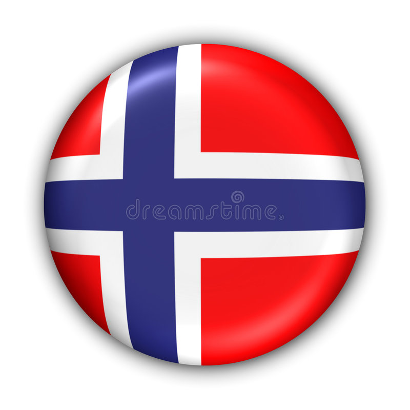 Free Norway Flag Stock Photography - 5086112