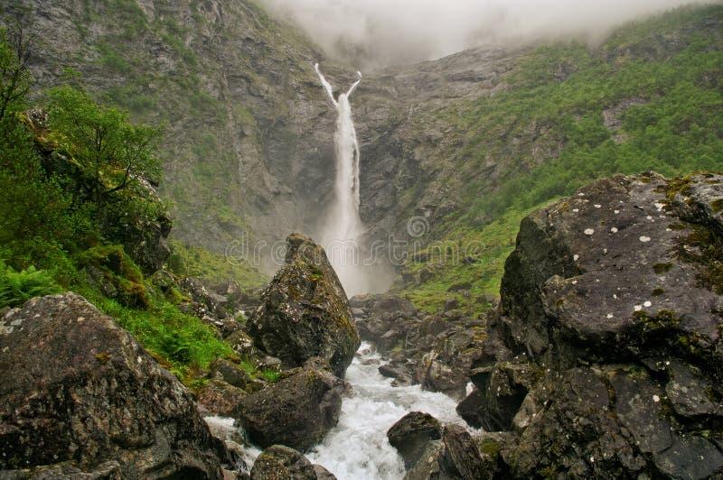 Norway landscape. stock images