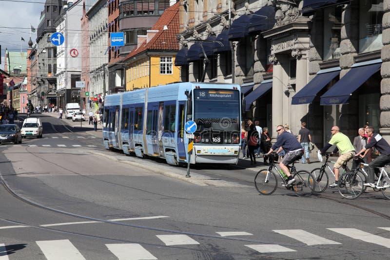 norway Oslo obraz royalty free