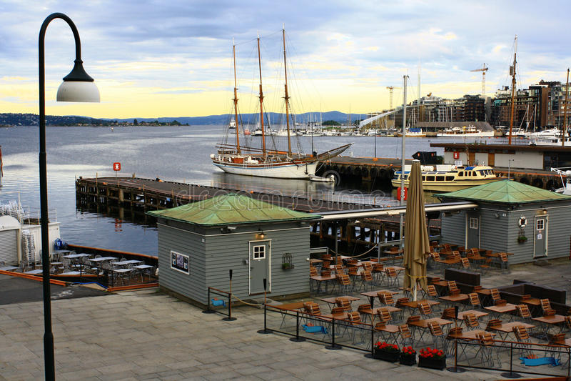 Download Norway. Oslo. stock image. Image of skyline, tourism - 25875119