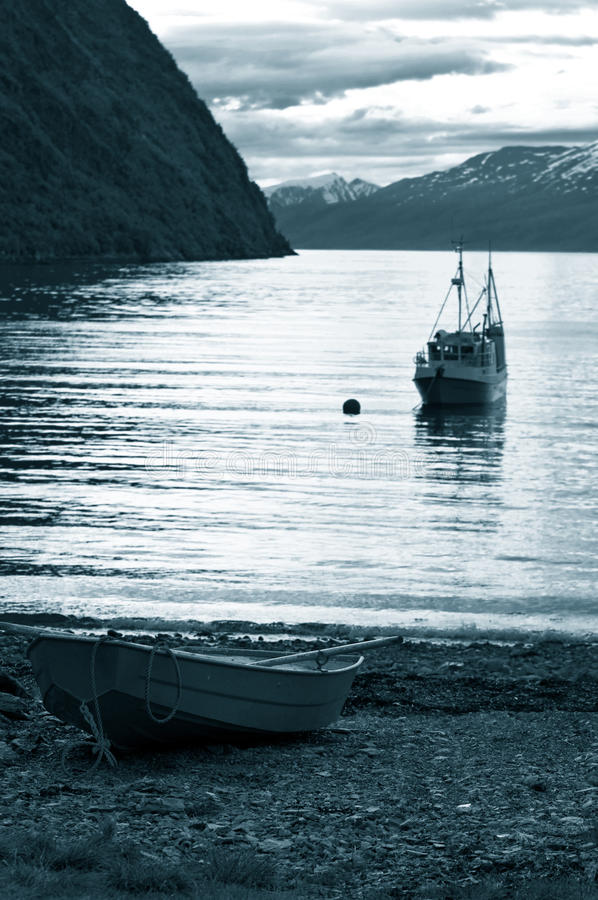 Norway scenic royalty free stock images