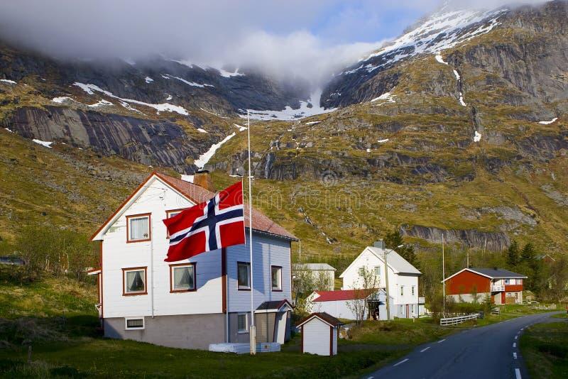 Norwegen stockfotos
