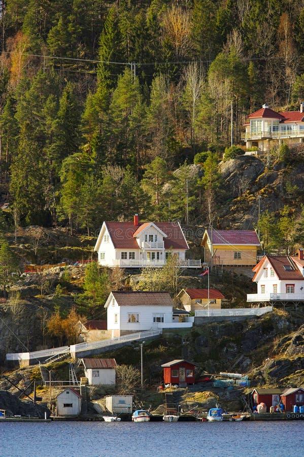 Norwegen lizenzfreie stockfotografie