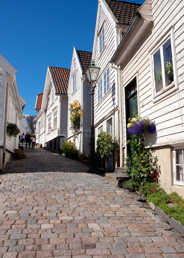 norwegen Stavanger lizenzfreie stockfotos