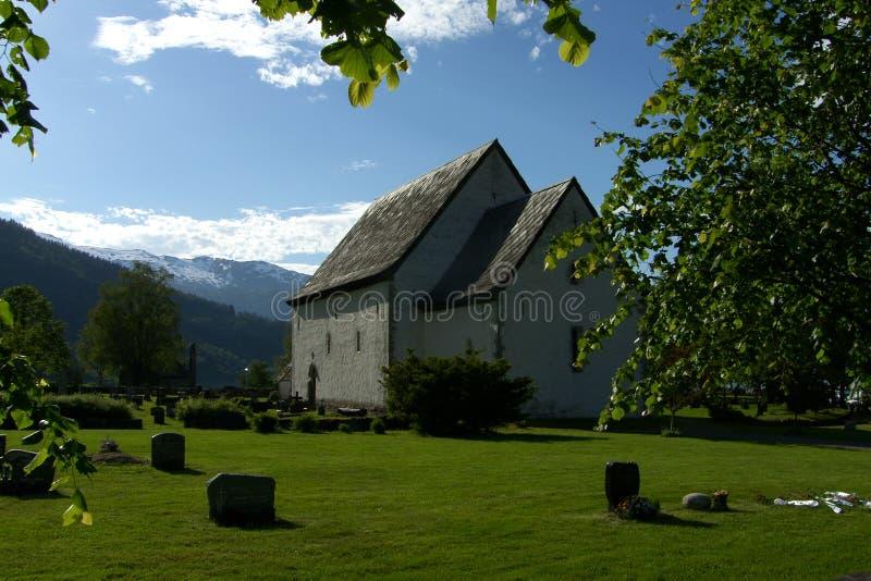 Norwegia kościół zdjęcia stock