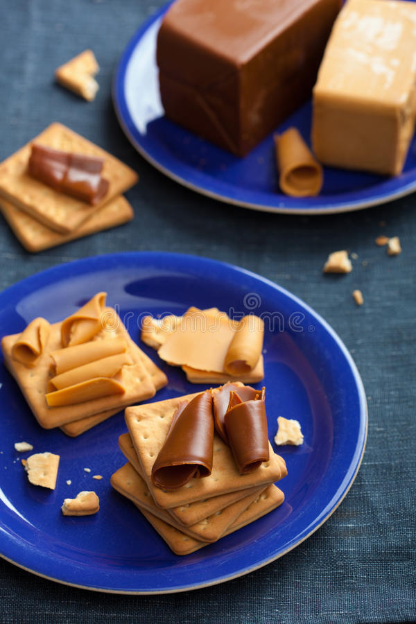 Download Norwegian brunost cheese stock image. Image of cheese - 30833701