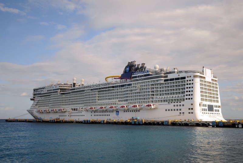 Norwegian Epic Cruise ship visiting Mexico