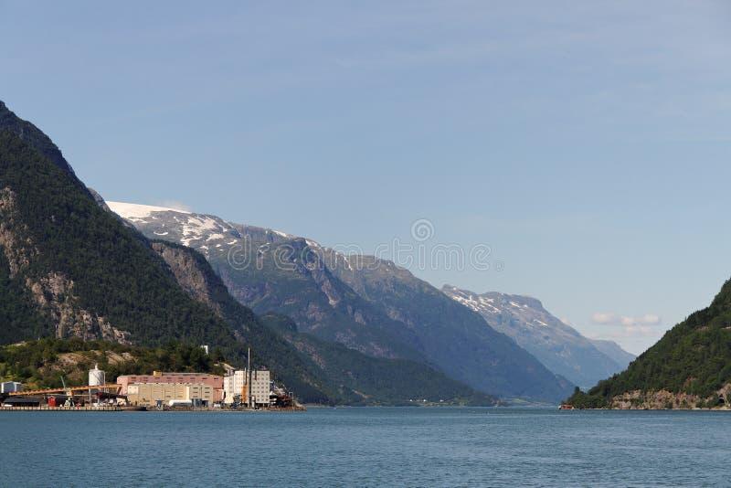 Download Norwegian Fjord. Stock Photos - Image: 22019983